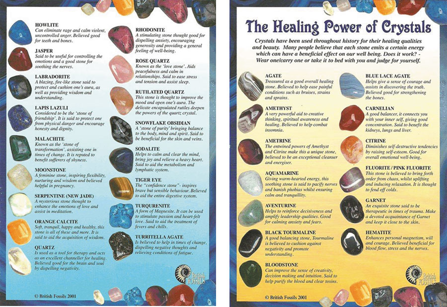 Forselfhealing website healing by crystals for Crystals and their meaning with pictures